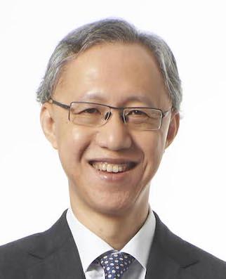 Singapore Exchange Regulation SGX RegCo Chairman Tan Cheng Han Headshot
