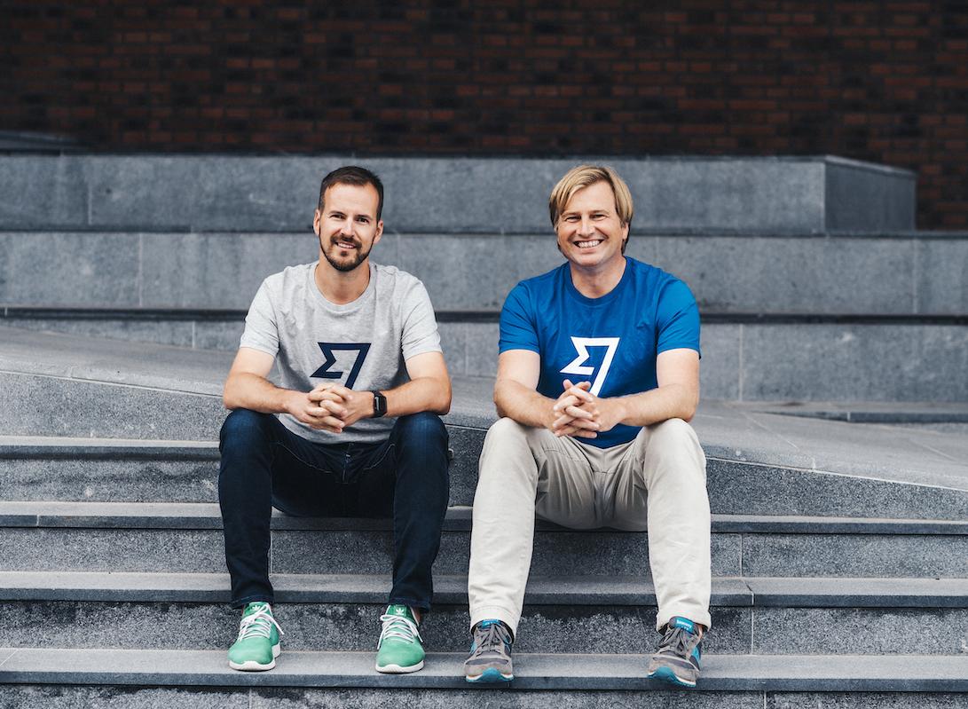 Wise Estonian Founders Taavet Hinrikus And Kristo Kaarmann