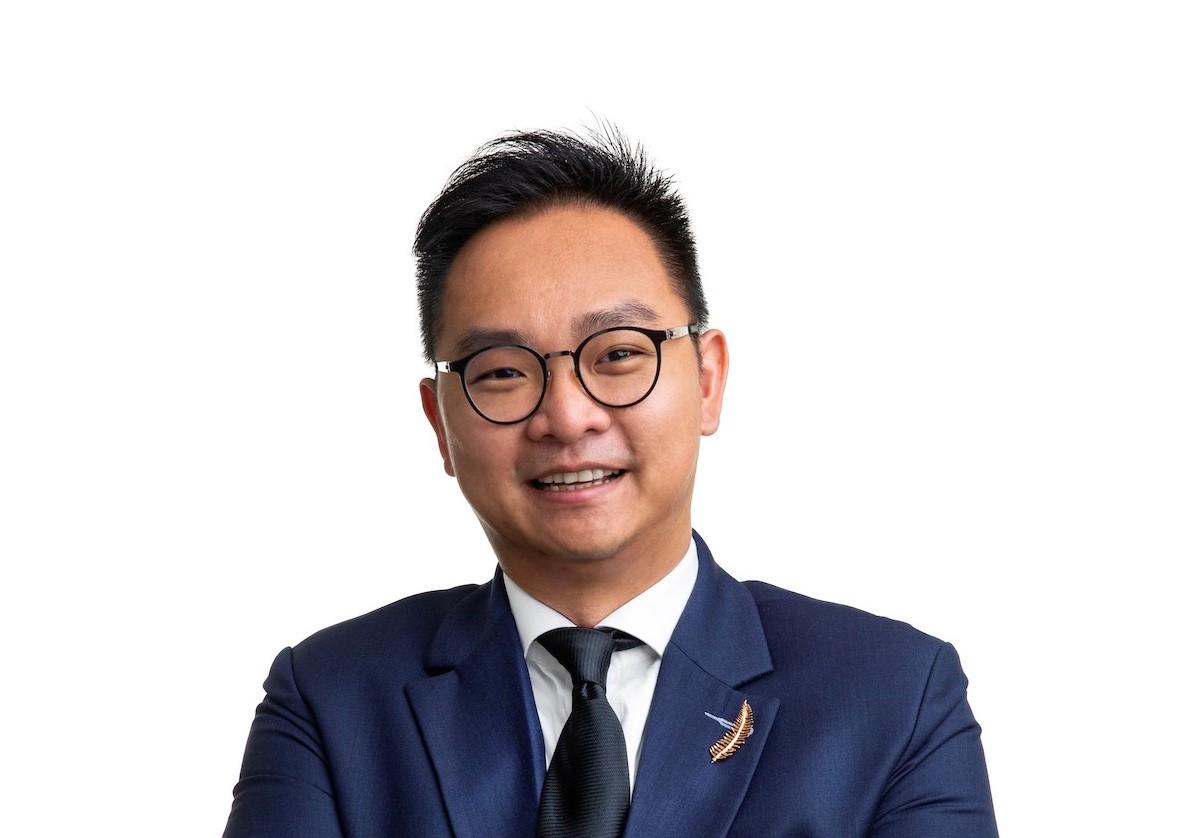 Kevin Foo Noah Holdings Head Of High Net Worth Insurance Wide