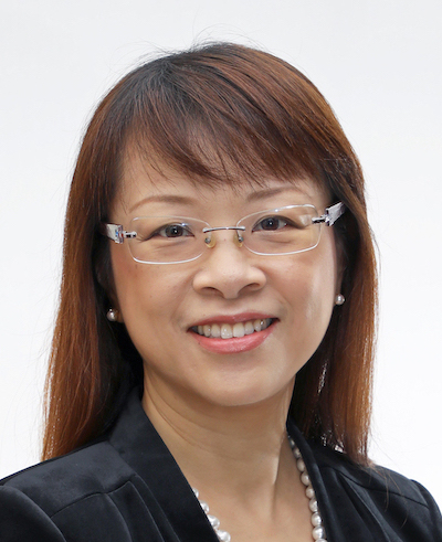Loo Siew Yee Monetary Authority Of Singapore Assistant Managing Director Policy Payments And Financial Crime Headshot