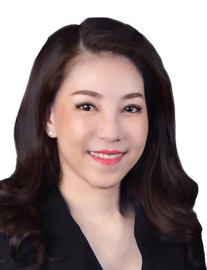Thidatip Dada Thitikarunwong Credit Suisse Private Banking Team Leader Thailand Headshot